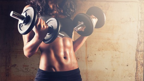 4K Dumbbell Sports wallpapers high quality
