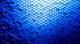4K Hexagon Photo