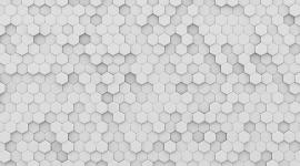 4K Hexagon Wallpaper Full HD