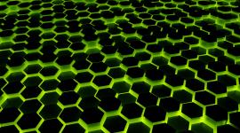 4K Hexagon Wallpaper Gallery