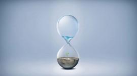 4K Hourglass Wallpaper Download