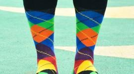 4K Man Socks Image Download