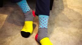 4K Man Socks Photo Download