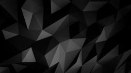 4K Mosaic Triangles Desktop Wallpaper HD