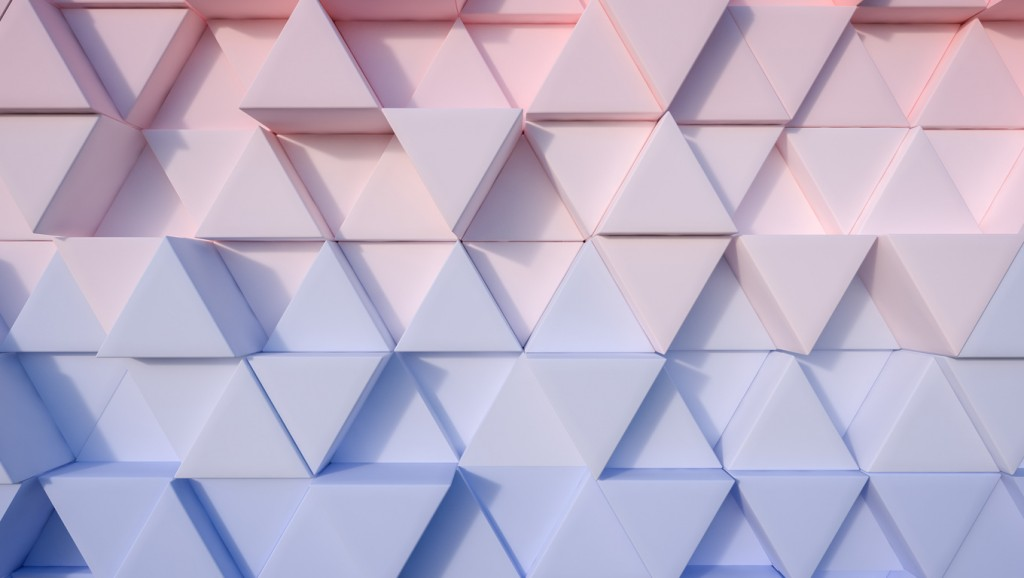 4K Mosaic Triangles wallpapers HD