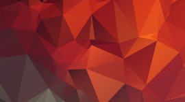 4K Mosaic Triangles Wallpaper For Android#1
