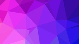 4K Mosaic Triangles Wallpaper For IPhone#1