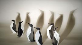 4K Origami Wallpaper Download