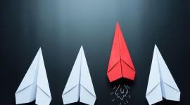 4K Origami Wallpaper Download Free