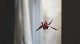 4K Origami Wallpaper Free