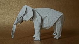 4K Origami Wallpaper HQ#1