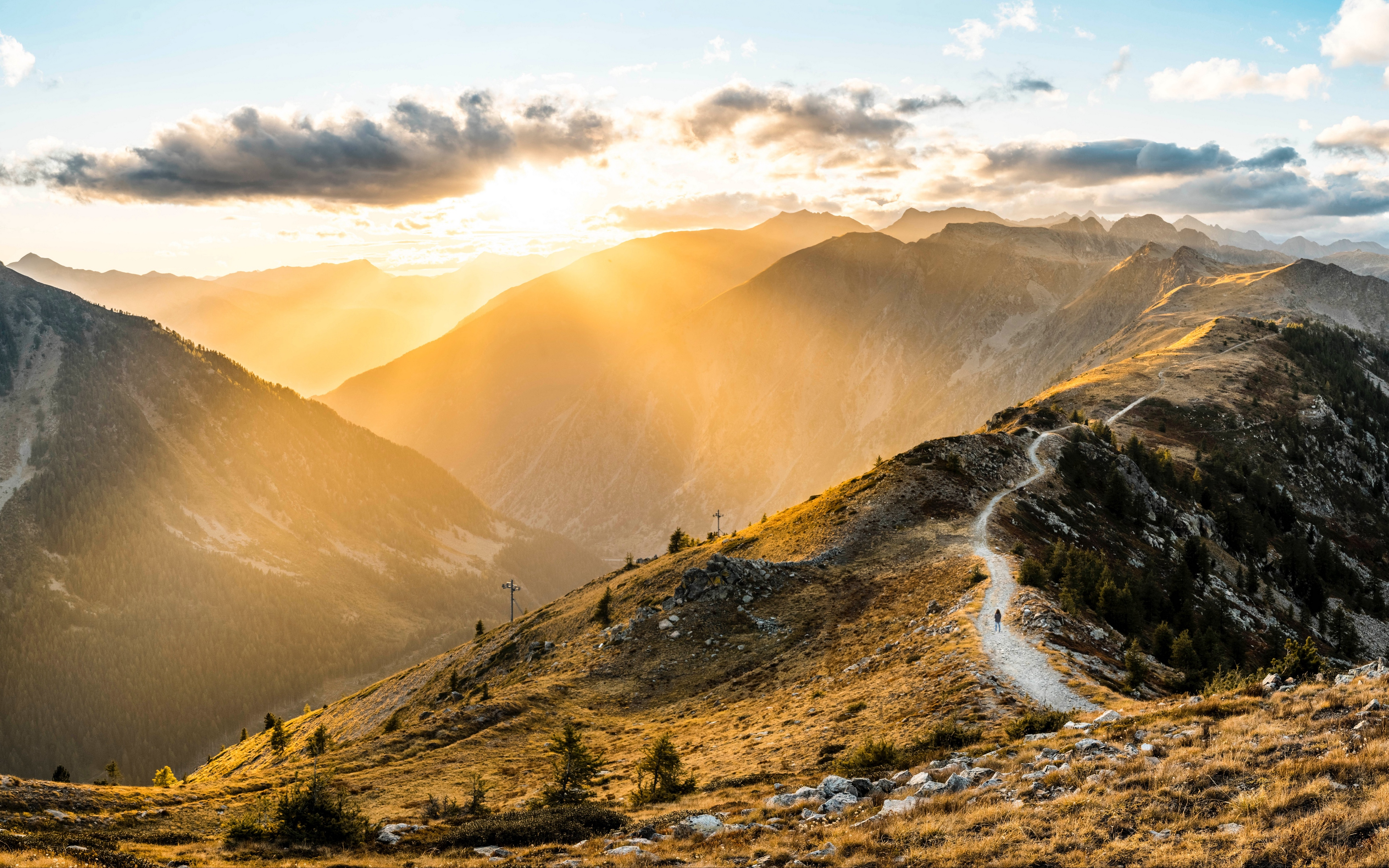4k the path of the mountain wallpapers high quality download free - Background images 4k hd ...