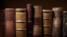 4K Vintage Books Photo