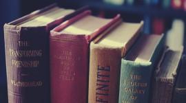 4K Vintage Books Wallpaper Download Free