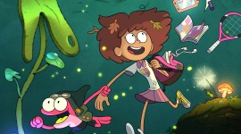 Amphibia Wallpaper For IPhone