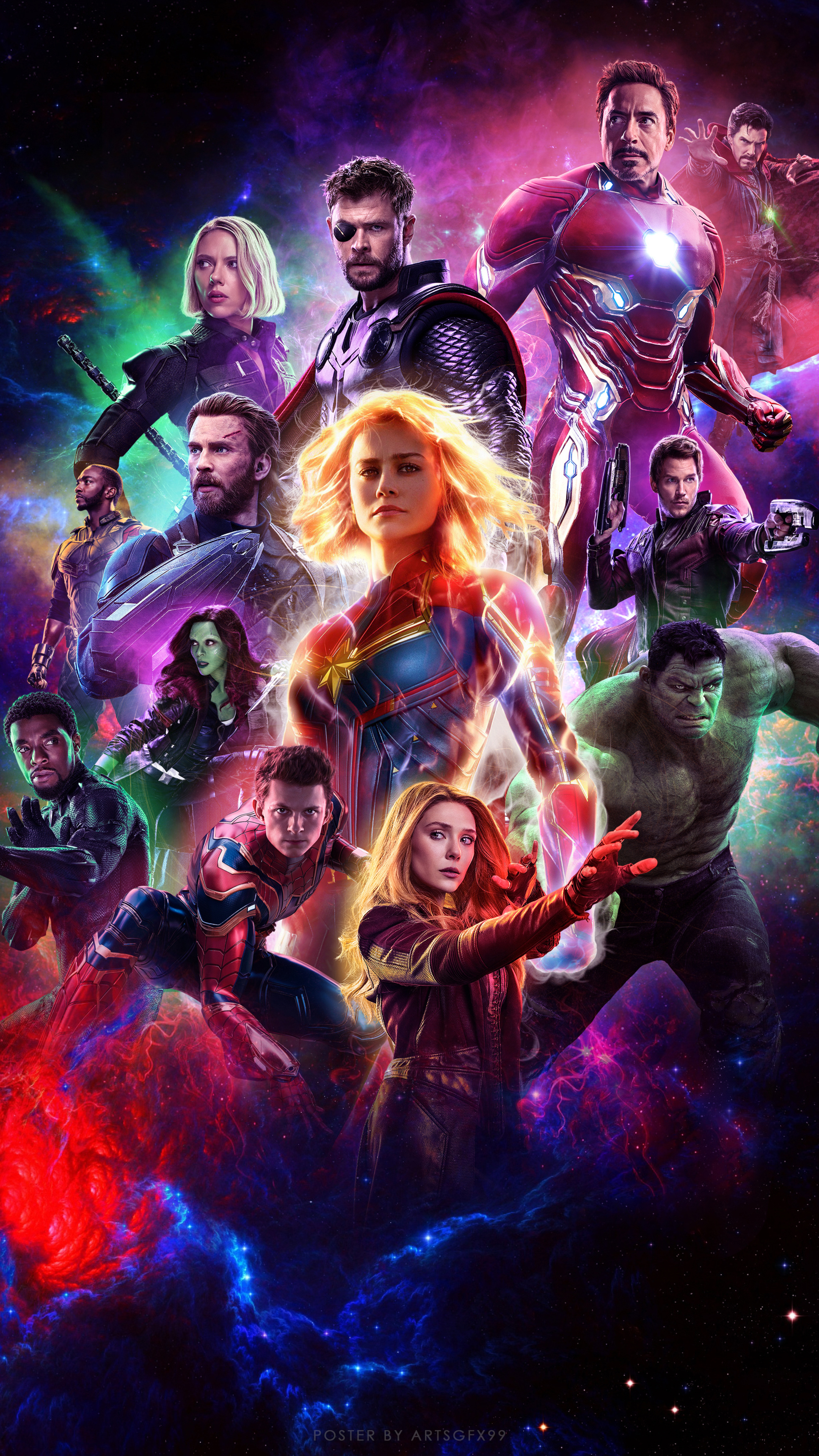 Avengers Endgame Wallpapers High Quality Download Free