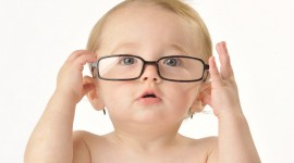 Baby Glasses Wallpaper For Desktop