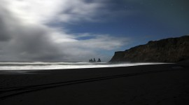 Black Sand Aircraft Picture