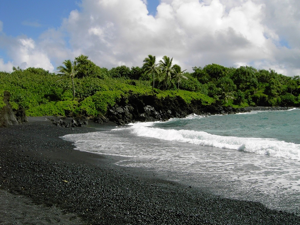 Black Sand wallpapers HD
