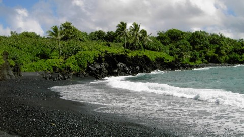 Black Sand wallpapers high quality
