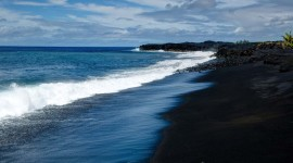 Black Sand Wallpaper Download