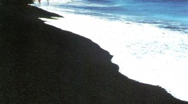 Black Sand Wallpaper For Android