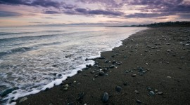 Black Sand Wallpaper Gallery