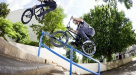 Bmx Tricks High Quality Wallpaper