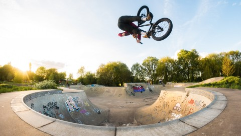 Bmx Tricks wallpapers high quality