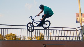 Bmx Tricks Wallpaper Download