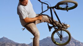 Bmx Tricks Wallpaper For IPhone Free