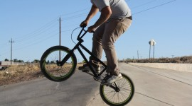 Bmx Tricks Wallpaper For PC
