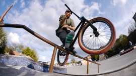 Bmx Tricks Wallpaper Free