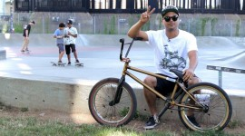 Bmx Tricks Wallpaper High Definition