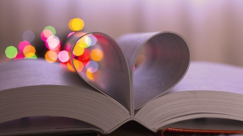 Book Heart Love wallpapers high quality