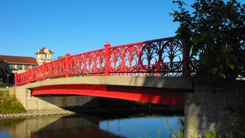 Bridge Railings wallpapers high quality