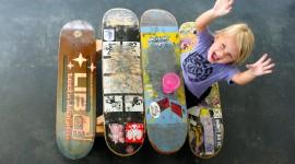 Child Skateboard Wallpaper For Desktop