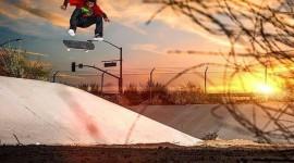 Child Skateboard Wallpaper For PC