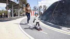 Child Skateboard Wallpaper Free