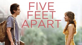 Five Feet Apart Wallpaper Full HD
