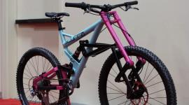 Full Suspension Bicycles Desktop Wallpaper For PC