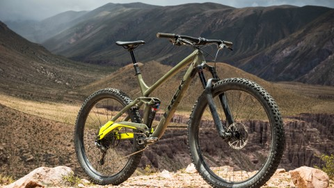 Full Suspension Bicycles wallpapers high quality