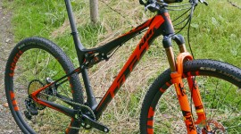 Full Suspension Bicycles Wallpaper Download Free