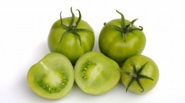 Green Tomatoes Wallpaper For Desktop