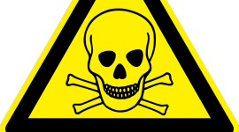 Hazardous Chemicals Desktop Wallpaper