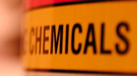 Hazardous Chemicals Wallpaper