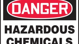 Hazardous Chemicals Wallpaper Background