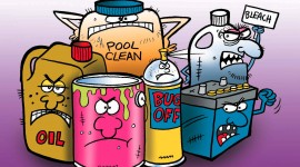 Hazardous Chemicals Wallpaper High Definition