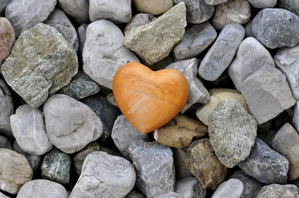 Heart Stones Wallpapers High Quality Download Free
