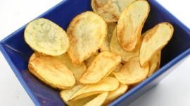 Homemade Chips Wallpaper Download